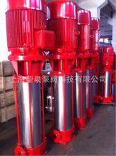 供应XBD7.2/0.6-25GDL多级喷淋消防泵,立式多级消防泵,消防泵厂家图片