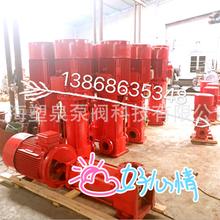 供应XBD4.8/0.6-25GDL多级管道消防泵,多级离心消防泵,消防泵机组图片