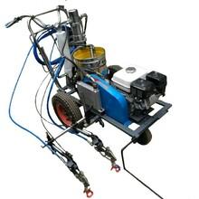 西安四川划线机价格划线机道路划线机马路划线机专利生产厂家-西安恒利机械设备厂