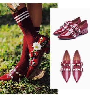 美国时尚JeffreyCampball女鞋分享女神的追求