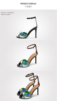 欧美时尚JeffreyCampball女鞋,为你点缀的青春