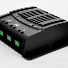铅酸、锂电通用系统控制器,带USB口充电控制器,厂家直销图片