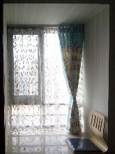 东城窗帘订做附近富华大厦窗帘上门选样定购
