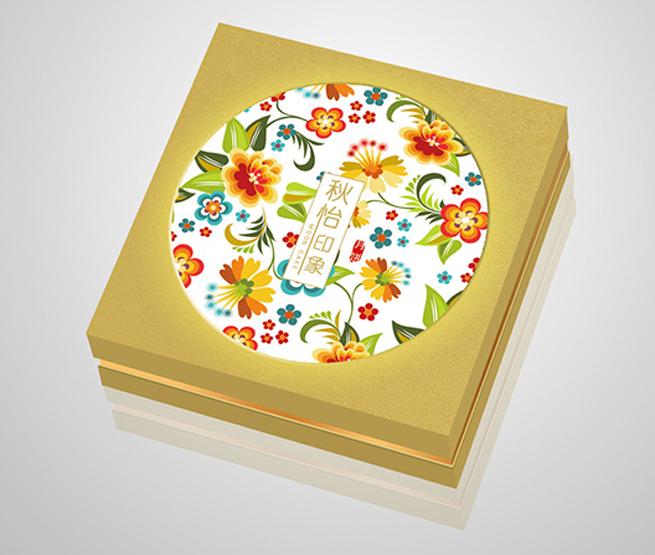 贵州月饼盒设计