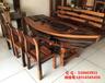 永州老船木尚亿家具古船木家具原生态家具家具定做厚茶台个性茶桌