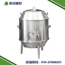 果味烤鸭机器吊炉烤鸭机器果木炭烤鸡设备圆筒烤鸡炉子