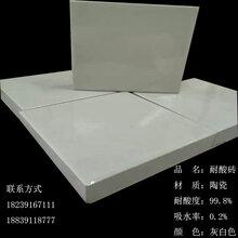 耐酸砖为防腐工程量身打造的耐酸地砖图片