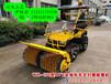 大庆扫雪除雪机厂家%%-非机动车道扫雪除雪车性能-全地形车式扫雪除雪车