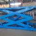 升降机双跨式升降平台剪叉式升降货梯升降平台专业制造商