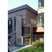 沈阳欧立宝厂家生产SJJY家用升降机液压手机电梯固定式升降平台图片