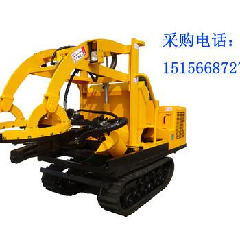 挖樹機器移樹機挖樹機廠家三普挖樹機四瓣挖樹機