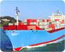 广州到淮南集装箱海运业务