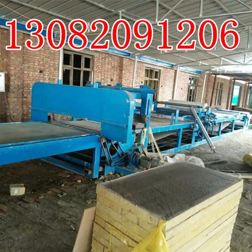 生产供应岩棉复合板设备