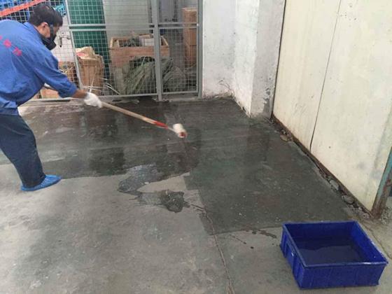 保定楼房水泥密封硬化地坪供应厂家
