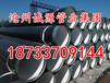 三层PE防腐天然气管道厂家
