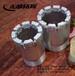 金刚石钻头/钻探工具/无敌钻探批发电镀钻头