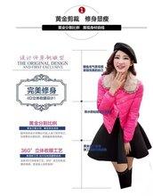 广州登裕服饰批发女装羽绒服,90绒,超低价羽绒服批发清货图片