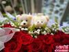 昆明单枝玫瑰-仙女居花艺