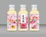 芭思客香蕉牛奶/芒果木瓜牛奶上海免費飲料加盟勝過康師傅娃哈哈農夫山泉專業快速
