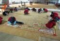 供应手工羊毛地毯、定制定做羊毛地毯、新西兰羊毛地毯、满铺工程图片