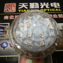 厂家批发广告招牌专用轮廓灯50mm并联信号led全彩点光源特价图片