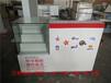 新款定制木质烤漆福利彩票收银台刮刮乐双色球组合展示柜