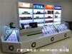 福建南平木质烟柜收银台超市商店小卖部售烟柜烟草玻璃展示柜
