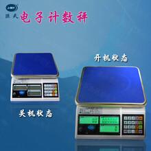 巨天JC-A1-3030计数电子秤,30公斤电子桌秤
