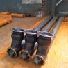 LS螺旋输送机管式螺旋上料机绞龙搅拌站专用水泥输送机