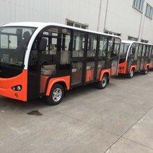 扬州14座豪华电动观光车图片