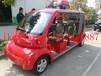 江西吉安景区游览观光\11座玻璃门电动游览车