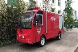 杭州建德社區小型電動消防車,微型電動消防巡邏車