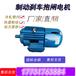 Y2EJ電磁制動剎車電機YEJ-802-2/級0.75KW三相異步電機抱閘馬達