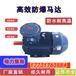隔爆型三相異步電動機YB3-200L2-2/級37KW防爆電機馬達銅線國標