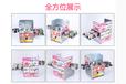 利朋棉花糖机商用燃气电动棉花糖机器