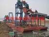 山东大型淘金船移动淘金设备苏丹旱地淘金设备山东淘金设备