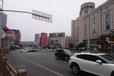铜陵市宏达电器楼顶三面翻广告牌