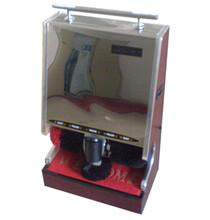 深圳HF-XB1不锈钢鞋边自动感应擦鞋机图片