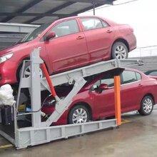 汽车举升机/四柱式汽车举升降机/SJD导轨式汽车举升机设备图片