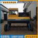 有機肥成套設備-四輪翻拋機整體結構介紹發酵工藝