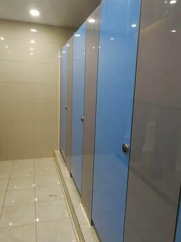 河南郑州绿色洗手间隔断新农村厕所隔断