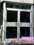 石家庄玻璃肯德基门制作肯德基门厂批发加工肯德基门宏远门业