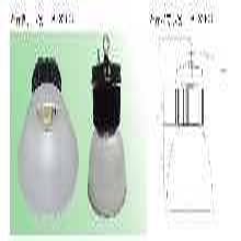 宝鸡防水性防腐蚀大功率科瑞芯片高亮度100W120W150WLED仓库灯高棚灯价格厂家直销