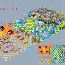 淘氣堡價格游樂游樂設備兒童游樂設備