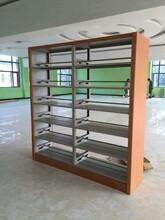 西安辉阳专业生产图书馆书架,价格优惠图片