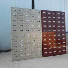钢制中药柜铁皮中药柜西安厂家直销专业定制图片