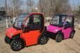 微型电动汽车,迷你款四轮两座电动汽车厂家直销