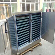厂家生产馒头蒸箱双门72盘蒸箱大型蒸馒头蒸房老面馒头节能蒸房图片