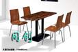 拉面馆桌椅,冷饮桌椅,小吃餐桌椅,快餐粥粉店桌椅
