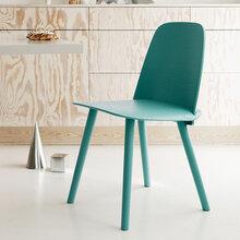 北欧椅子设计师创意书呆椅实木餐椅酒店时尚简约休闲椅